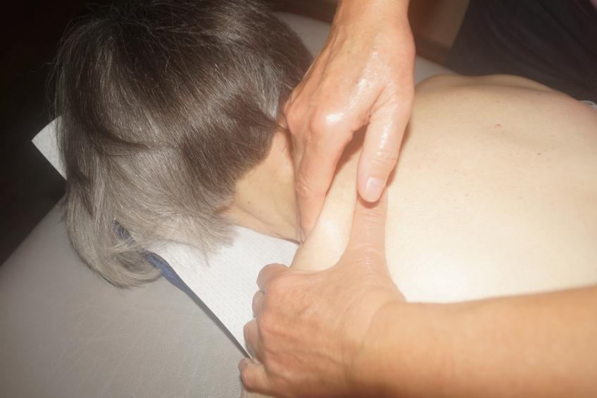 Bild von Klassische Massagetherapie