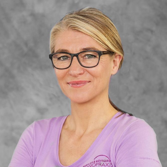 Portrait-Photo von Bettina Röttger