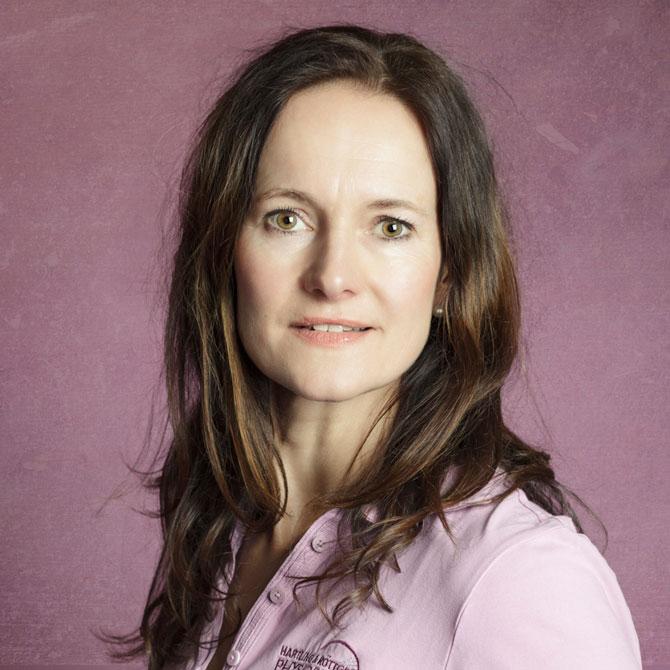 Portrait-Photo von Petra Stauder